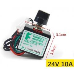 Термостат электронный 24V