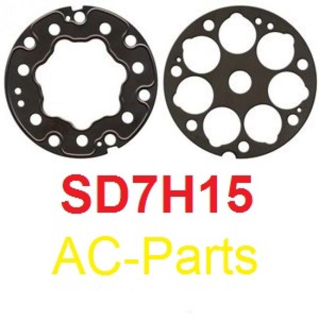 Комплект прокладок на компрессор Sunden 7H15, 708,709