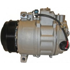 Компрессор кондиционера Mercedes W203, S203, CL203, W211, S211, W220, Sprinter (906), VITO (W639). Тип: 7SEU17c  6PK, 110 мм.