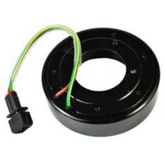 Электромагнитная муфта компрессора кондиционера Sanden SD7H15 24V Источник: http://ac-parts.zakupka.com/p/574907668-elektromagnitnaya-mufta-kompressora-kondicionera-sanden-sd7h15-24v/