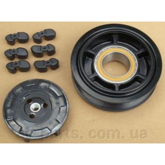 Комплект сцепления компрессора DENSO 6SEU14C / 7SEU17C 6PK/110mm