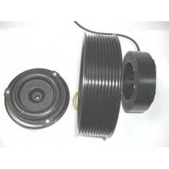 Комплект сцепления компрессора Н7H15 Ремень 10PK 12Volts . Подшипник:35*55*20 мм