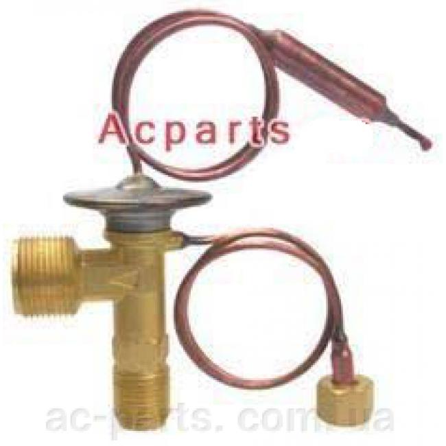 Клапан ТРВ Вход: M16X1.5 Выход: Вход: M16X1.5 Выход: M22X1.5 Уравнительная линия: M12X1.25 Подключение: O-ring