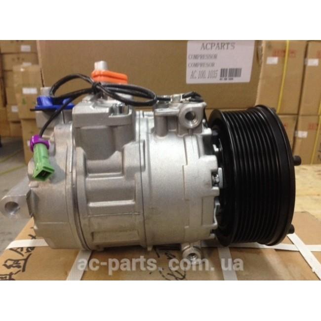 Компрессор кондиционера: Denso 7SBU16C Тип шкива:9PK Диаметр шкива: 130 mm 12V