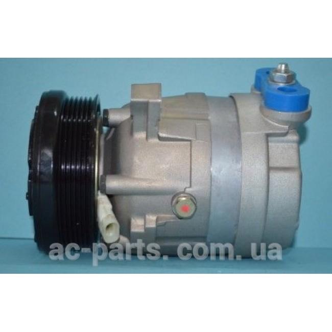 Компрессор кондиционера: V5 Тип шкива:6PK Диаметр шкива: 125 mm 12V