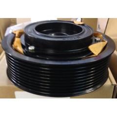 Шкив компрессора кондиционера комплектный Denso 7SBU 9PK\130 мм 12V