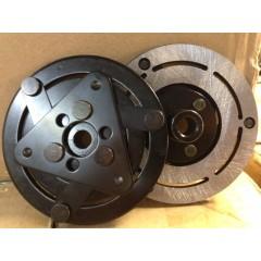 Прижимная пластина компрессора кондиционера Sanden SD7H15/SD7V16/SD6V12 Наружный диаметр 105 мм, под шпонку