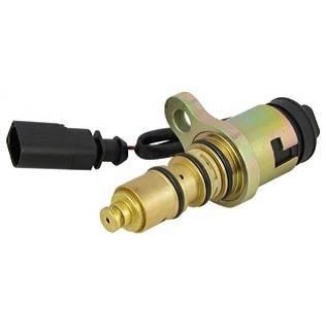 Клапан производительности компрессора Sanden PXE13/PXE16 Разъем с проводом Катушка снар