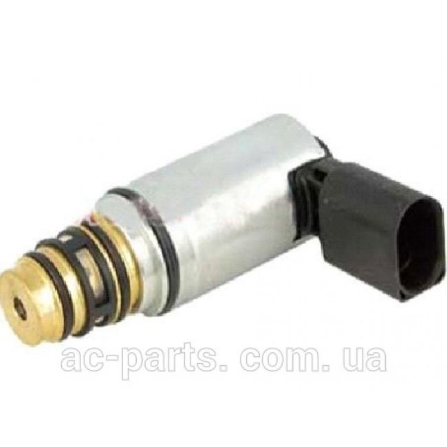 Клапан производительности компрессора Sanden PXE16 VAG (разъем 90 гр) Электрический