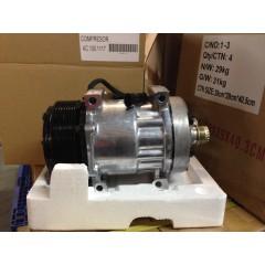 Компрессор SD7H15, 12V, шкив 8PK, диаметр шкива 119,00 мм 8144 CNH, Rotolock