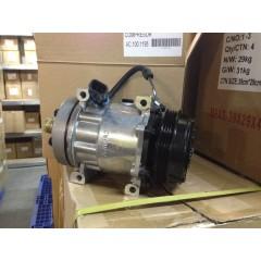 Компрессор SD7H15, 12V, шкив 4PK, диаметр шкива 119,00 мм New Holland