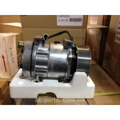 Компрессора: SD7H15 - KG, 12V, PV10\ 119,00 мм. CASE, FORD/NEW HOLLAND
