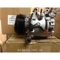Компрессор кондиционера: Модель компрессора Sanden TRSE09 Модель автомобиля: HONDA ACCORD EURO 2008-2014