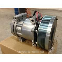 Компрессор кондиционера: Sanden 7H15 Тип шкива: 8PV Диаметр шкива: 152,00 мм rotalok 12V