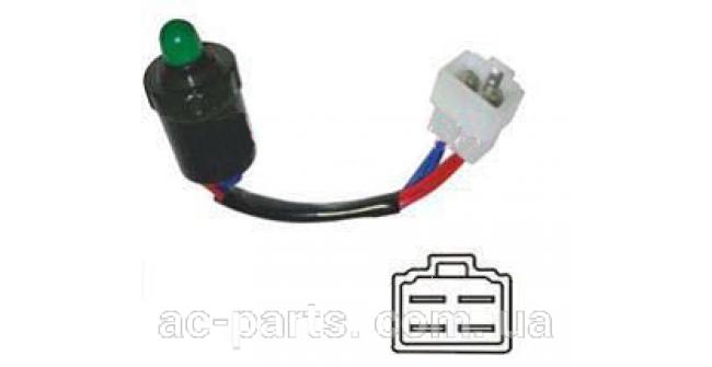Датчик давления 3/8-24 UNF Male HP:28kg/cm²OFF MP:17kg/cm²ON LP:2.0kg/cm²OFF R-134a