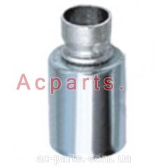 Фитинг алюминиевый №6 под пайку со стальным стаканом внутренним диаметром ¢ 16.5
