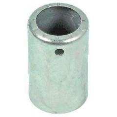 "Стакан №8 под шланг - внутренний диаметр 13/32""(10мм) наружный диаметр 3/4""(19мм)"