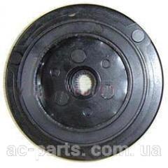 Пластина прижимная компрессора кондиционера OD.: 103.5 Spline key 12.5*23 Fixed-line : 18.4