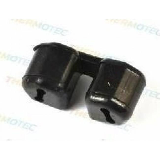 Резиновый демпфер шкива компрессора кондиционера Denso 6SEU/7SEU/5SL12/5SE12