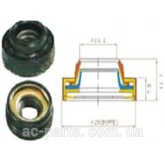 Сальник вала компрессора 26x14,3x7/11,4 мм