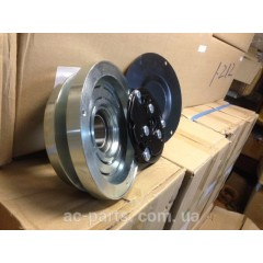 Комплект шкива компрессора кондиционера Sanden SD7H15 OD.: 138 mm Groove Type:1A Bearing:35*55*20