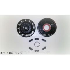 Комплект сцепления компрессора DENSO 5SE12C диаметр 110 mm, 6PK
