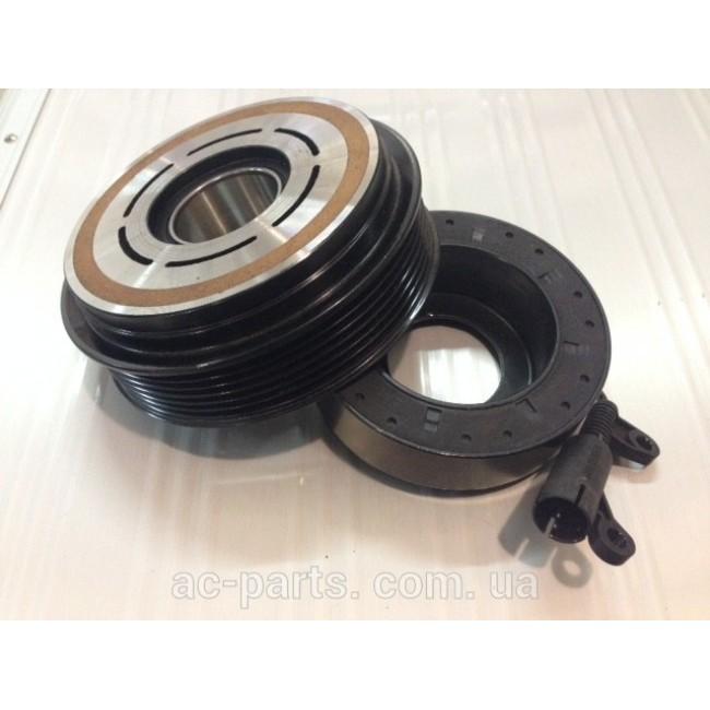 Комплект сцепления компрессора Denso 7SBU16C 6PK/119mm